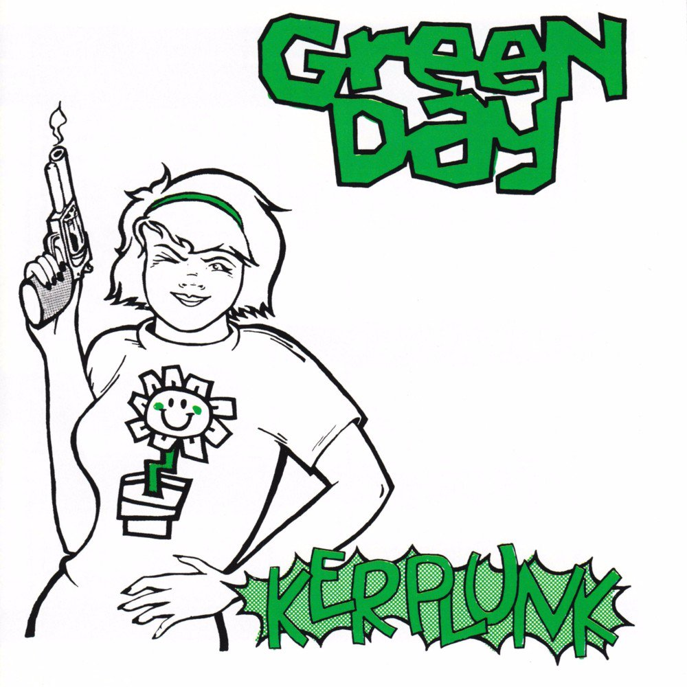 Green Day clipart green leaf Green Strangeland Lyrics (1991) Kerplunk