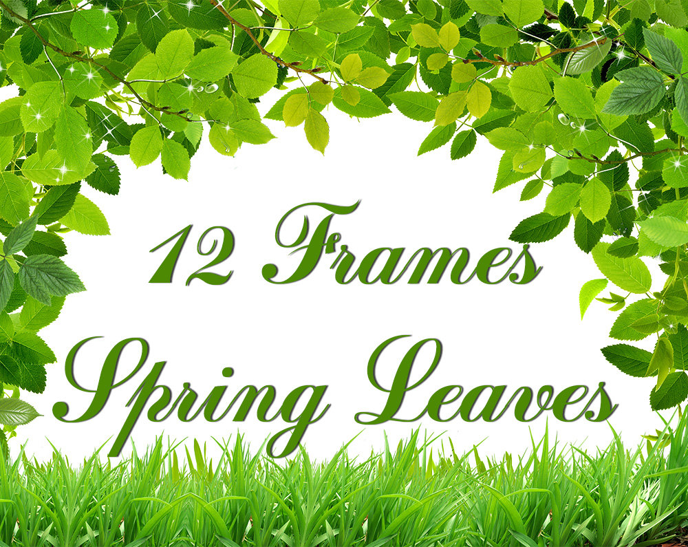 Green Day clipart green leave Spring file 12  Mother's
