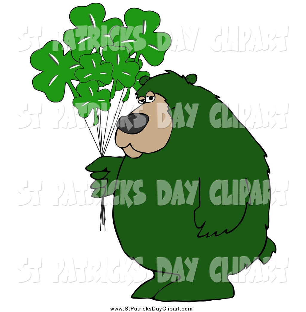 Green Day clipart green leave Day Clipart Clipart Green image