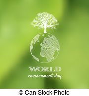 Green Day clipart healthy environment Card poster Clipart of poster