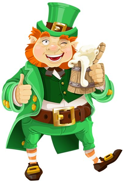 Green Day clipart green leaf Best St Pinterest on PATRICKS