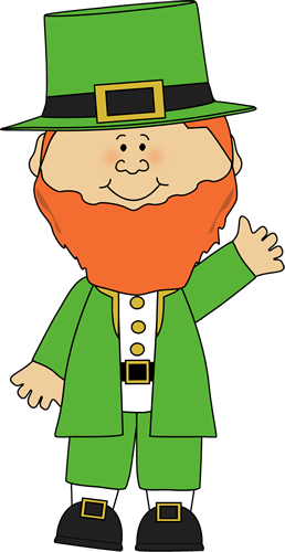 Green Day clipart leprechaun Leprechaun Saint Saint Day Art