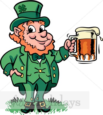 Green Day clipart leprechaun Leprechaun Clipart Images Beer