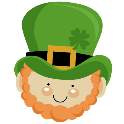 Clover clipart leprechaun For Leprechaun silhouette clipart scrapbooking