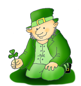 Green Day clipart leprechaun  shamrock Clipart Leprechaun Patrick's