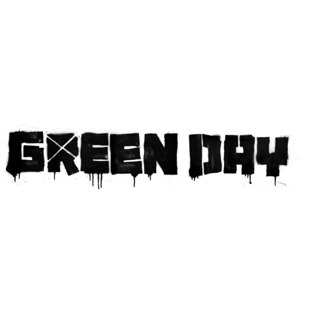 Green Day clipart logo Green Logotipos Logos Fuentes Day