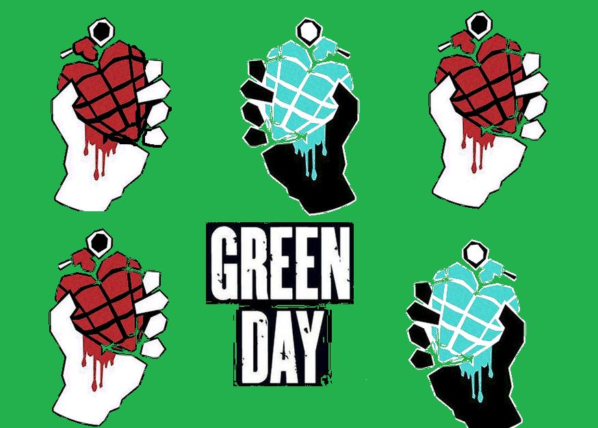 Green Day clipart logo Day Day shindo25 logo logo