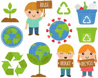 Green Day clipart love earth Etsy Earth art Earth Reduce