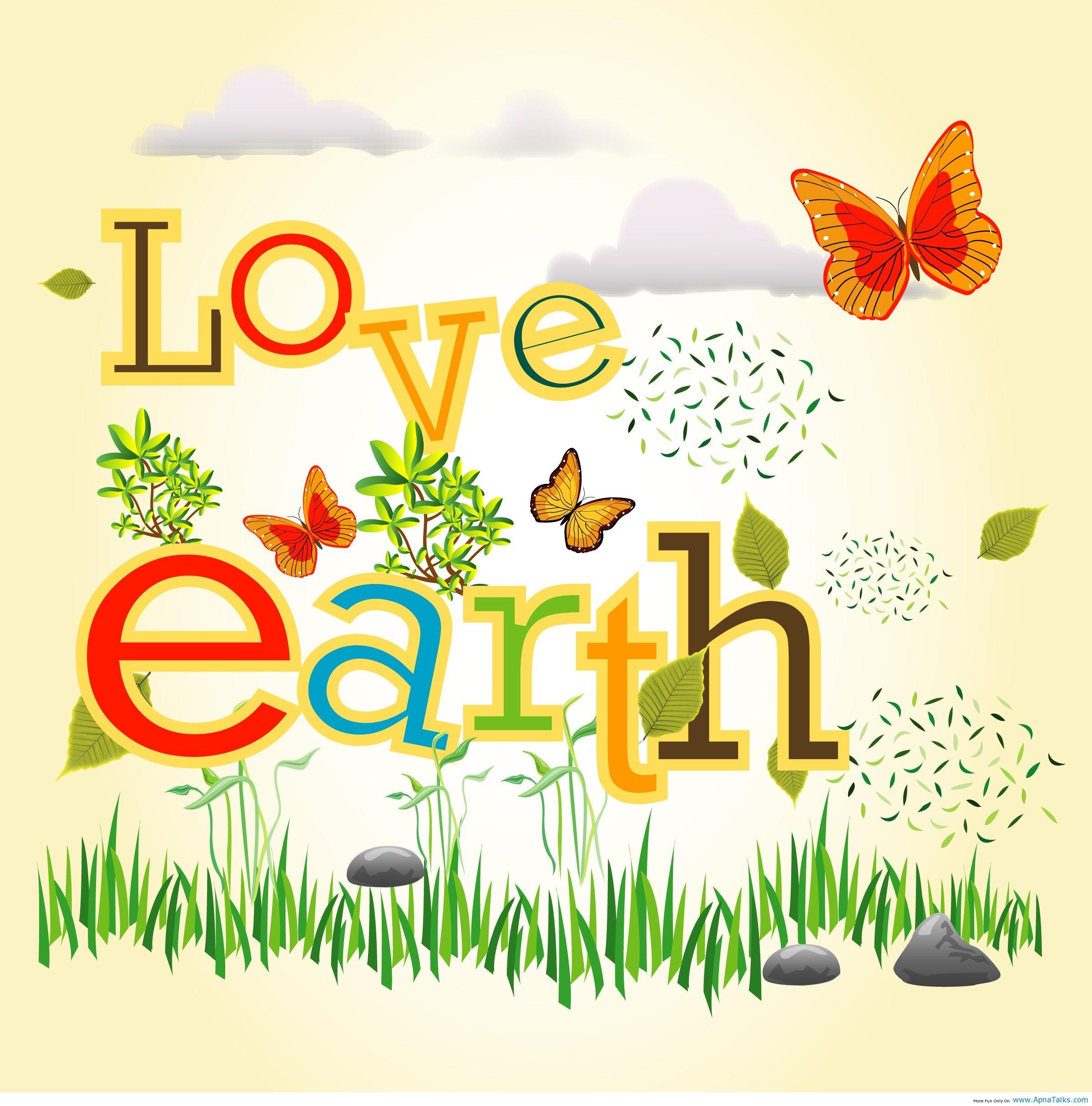Green Day clipart love earth Earth Pinterest earth earthday Love