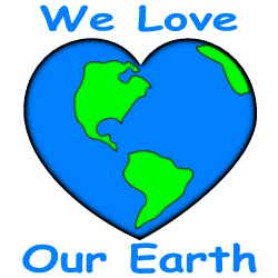Green Day clipart love earth Clip Colors Clipart and Day