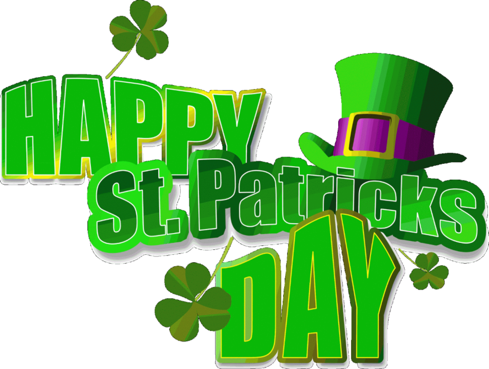 Green Day clipart march News City St Patrick's Day