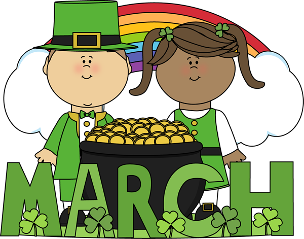 Green Day clipart march Clip on Clip March Day