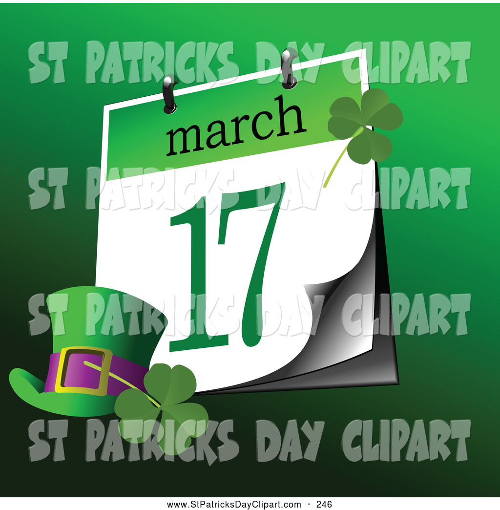 Green Day clipart march  by Patricks 17 Clip