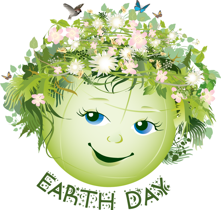 Green Day clipart mother earth Clipart  art day clipart