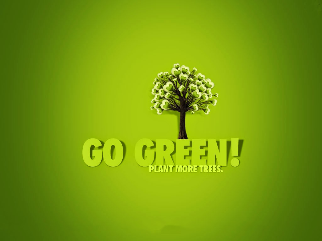 Green Day clipart plant Go More Day Trees World