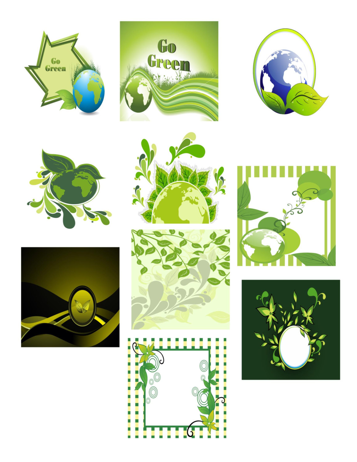Green Day clipart plant Gift This digital Download file
