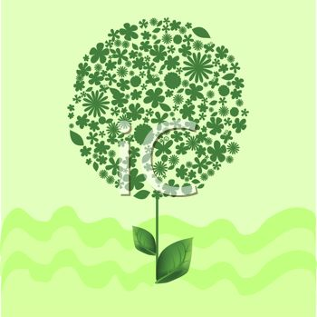 Green Day clipart plant Clipart iCLIPART flower images on