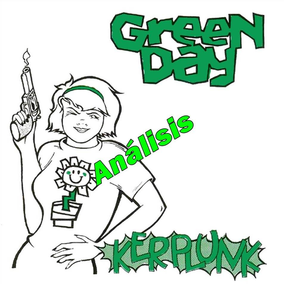 Green Day clipart plant  Análisis de Kerplunk [Loquendo]