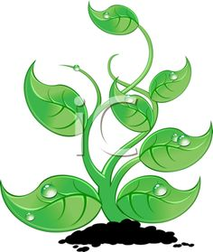 Green Day clipart plant Sign Clipart Earth Plant Clipart