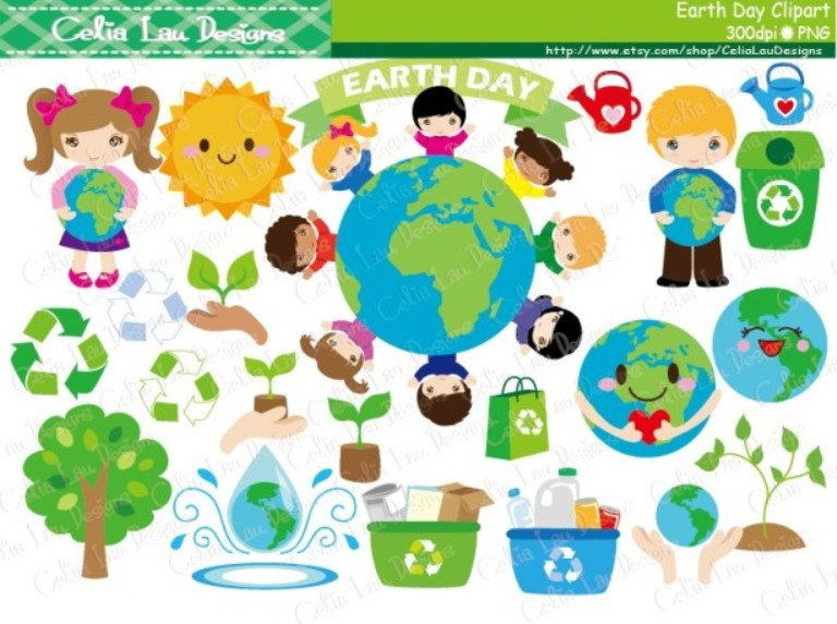 Continent clipart recycle World a Day is