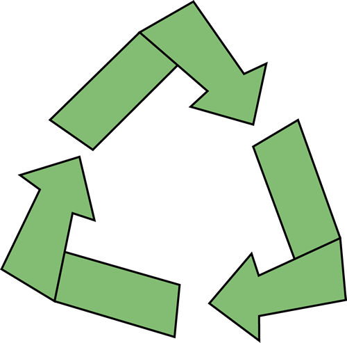 Green Day clipart recycle Clip Day Art Images Symbol