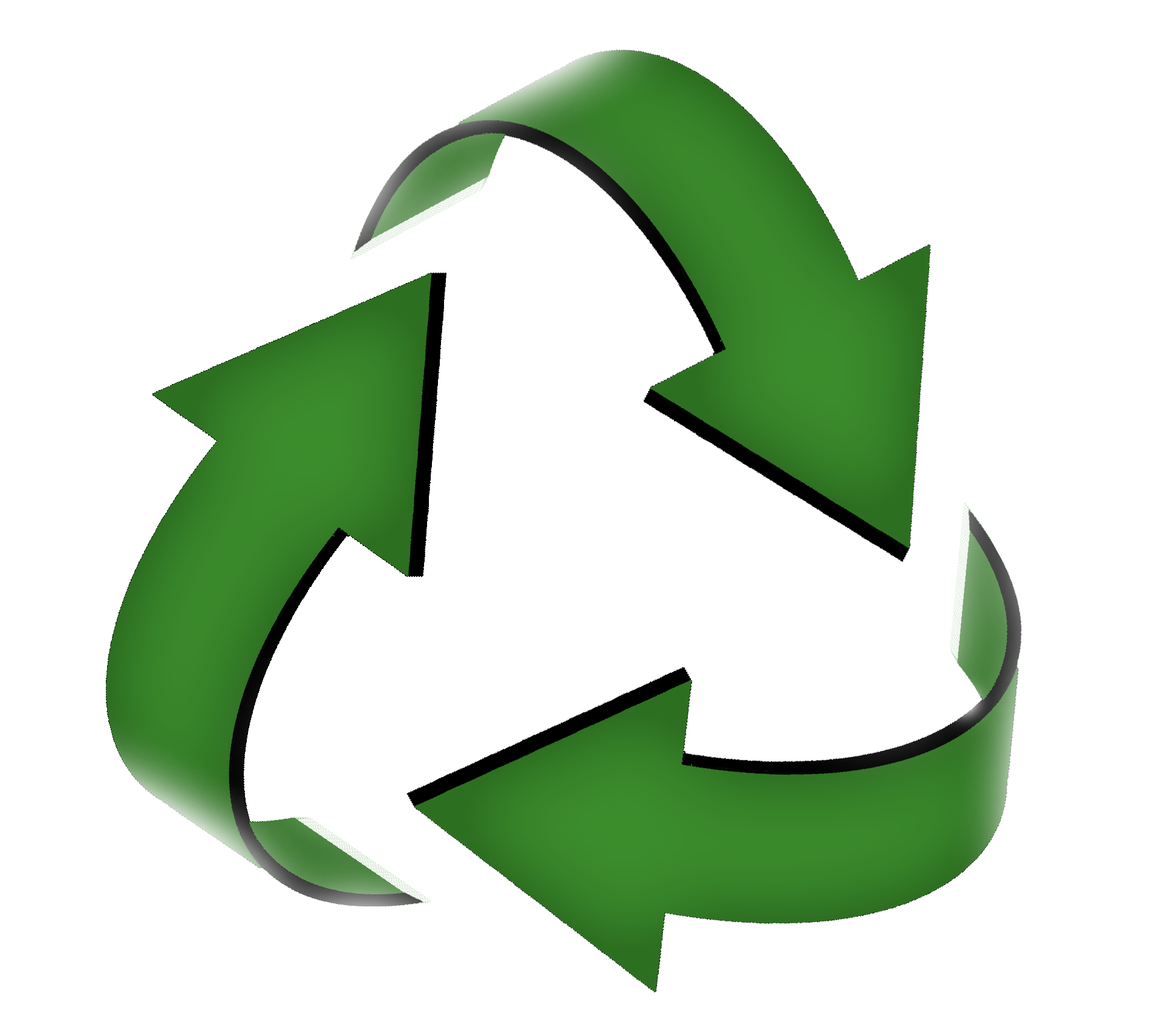 Green Day clipart recycle  Recycling Research Logo Clip