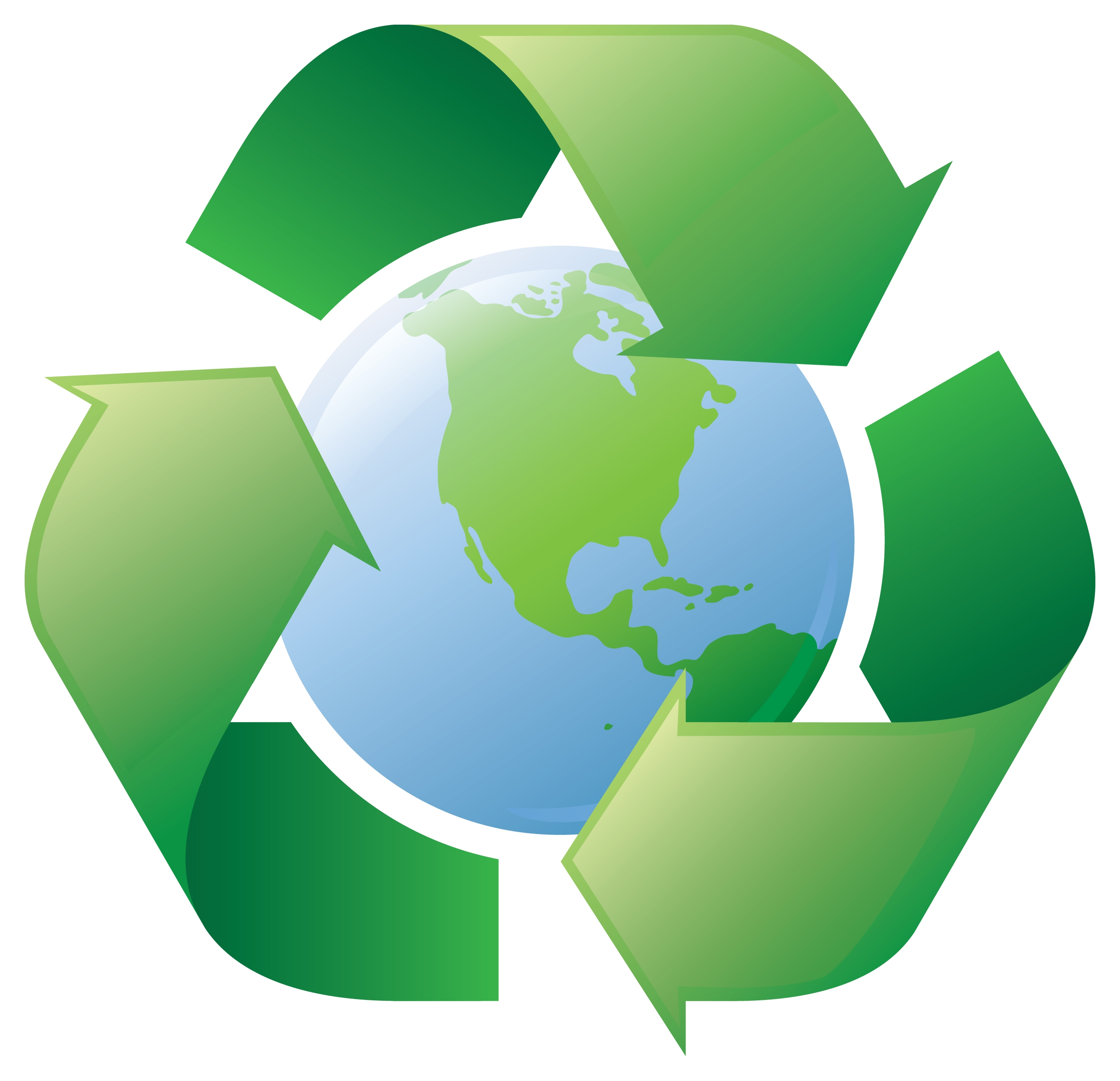 Green Day clipart recycle Recycle day jpg waste hazardous