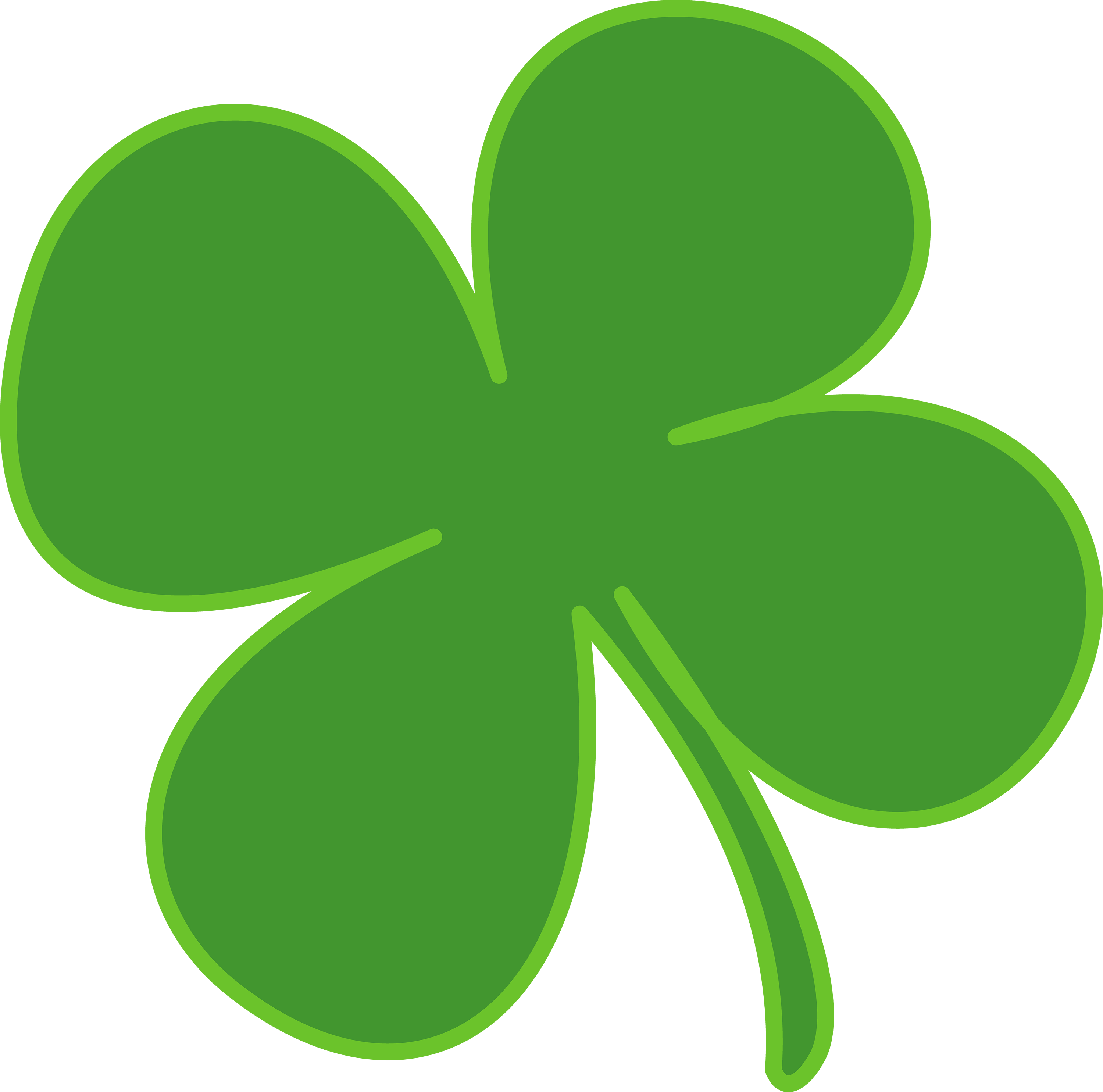 Green Day clipart shamrock Image Paintings clipart Shamrock Shamrock