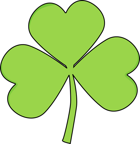 Green Day clipart shamrock Patrick's Patrick's Shamrock Saint Saint