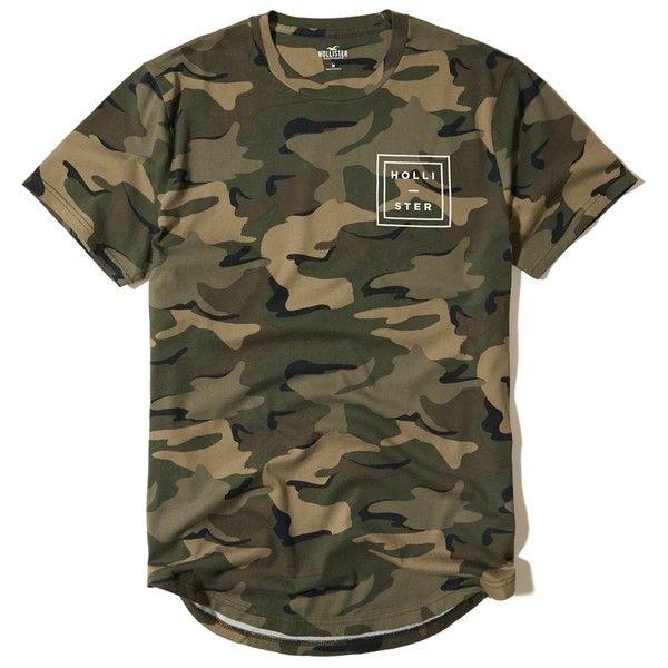 Green Day clipart short sleeve shirt Logo Green Hollister shirt featuring