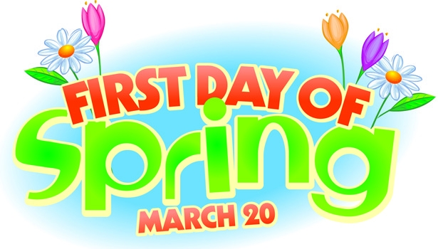 Green Day clipart spring Day Art of Clipart First