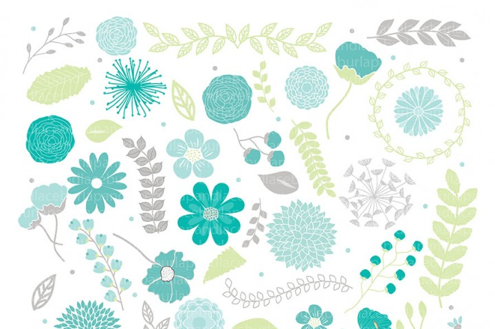 Green Day clipart spring Mother's flowers Mother's clipart flowers