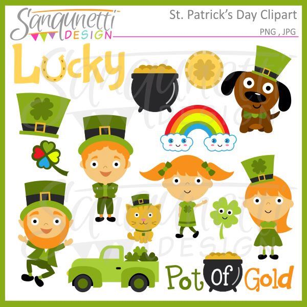 Departure clipart flew Clipart day st patrick Best