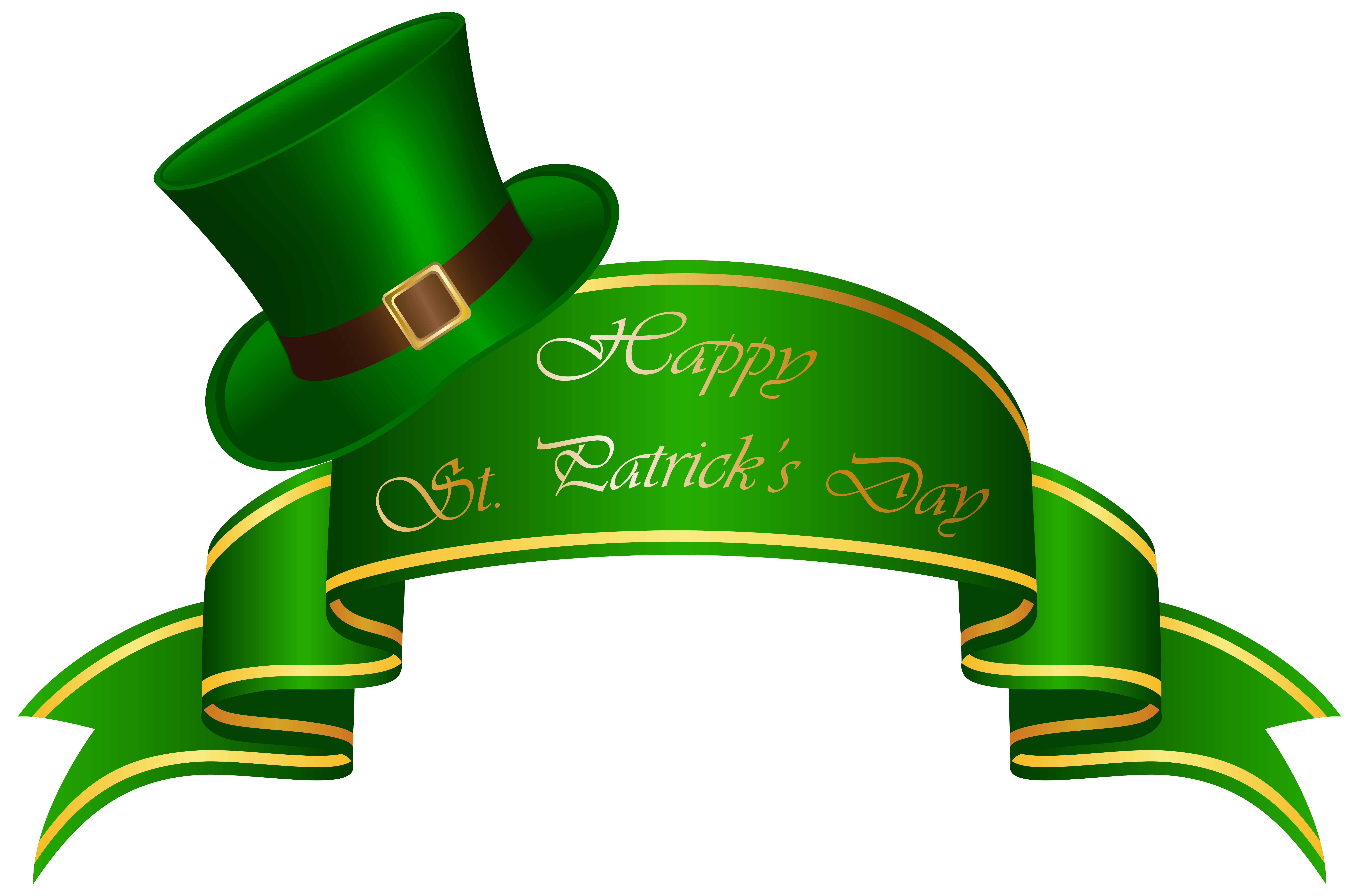 Green Day clipart st patricks day Size Hat PNG Image and