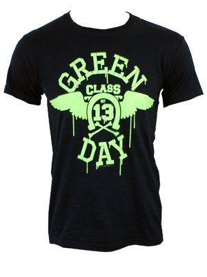 Green Day clipart t shirt Online at Pinterest Men's Merch