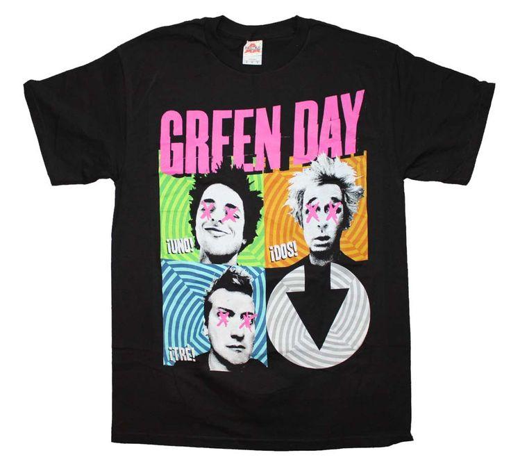 Green Day clipart t shirt Green day T Best Spiral