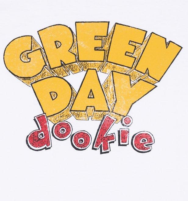 Green Day clipart t shirt T Shirt Baseball Dookie Day