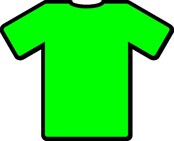 Green Day clipart t shirt Vector clip Green Clker image