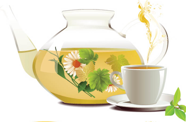 Green Day clipart tea plant The Breast Days Cancer Supportive