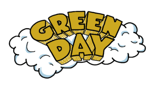 Green Day clipart transparent Day  green transparent Tumblr