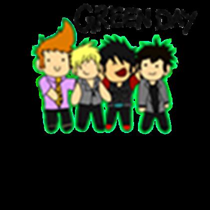 Green Day clipart transparent (Transparent) (Transparent) Green day Green