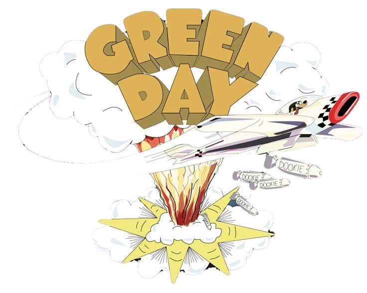 Green Day clipart transparent Pinterest Green their  Transparent