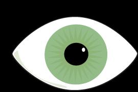 Green Eyes clipart Eye Green Clip Body Art