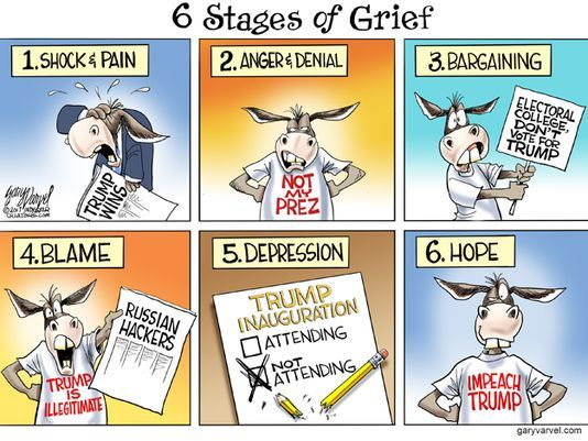 Grieve clipart child depression The Democrats' Gary of 6