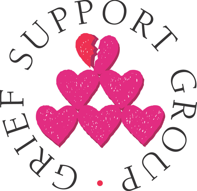 Grieve clipart grief support #7