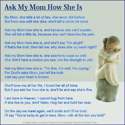 Grieve clipart mom Best on child Losing this