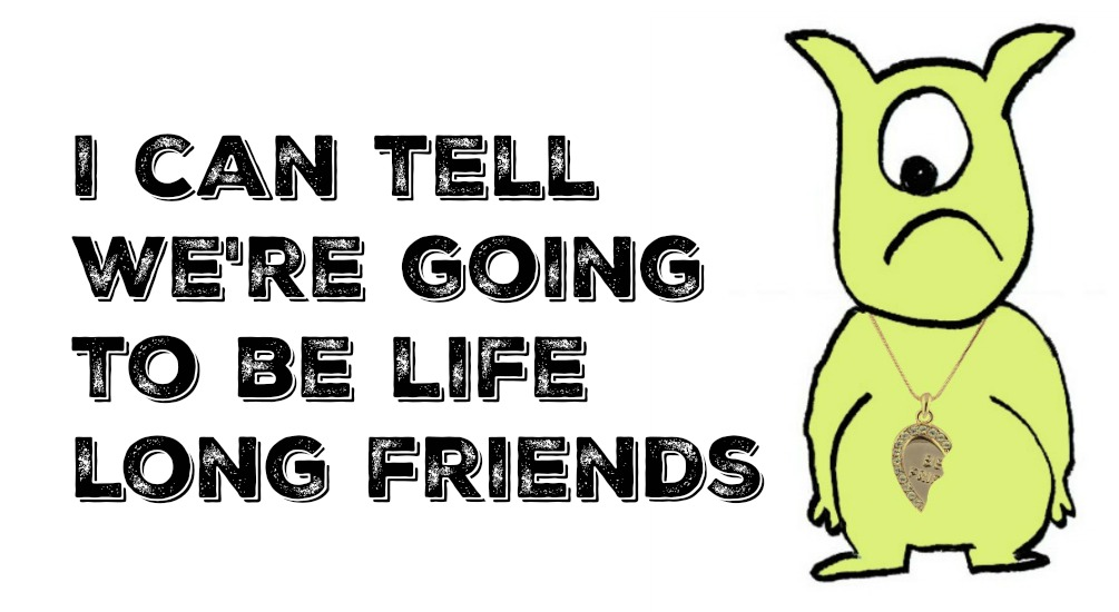 Grieve clipart sad friend Things Our life  Tell