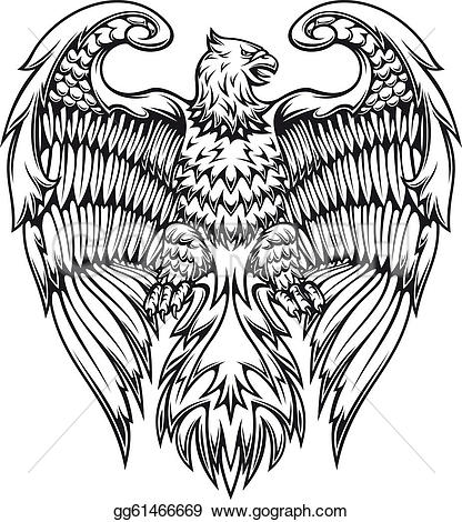 Griffon clipart Clip or Eagle · Griffin