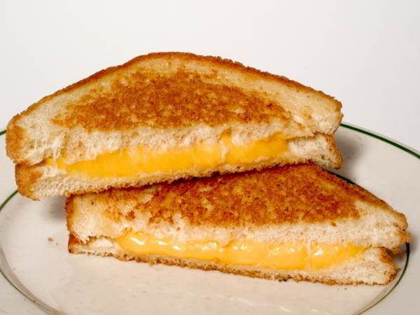 Grilled Cheese clipart #7