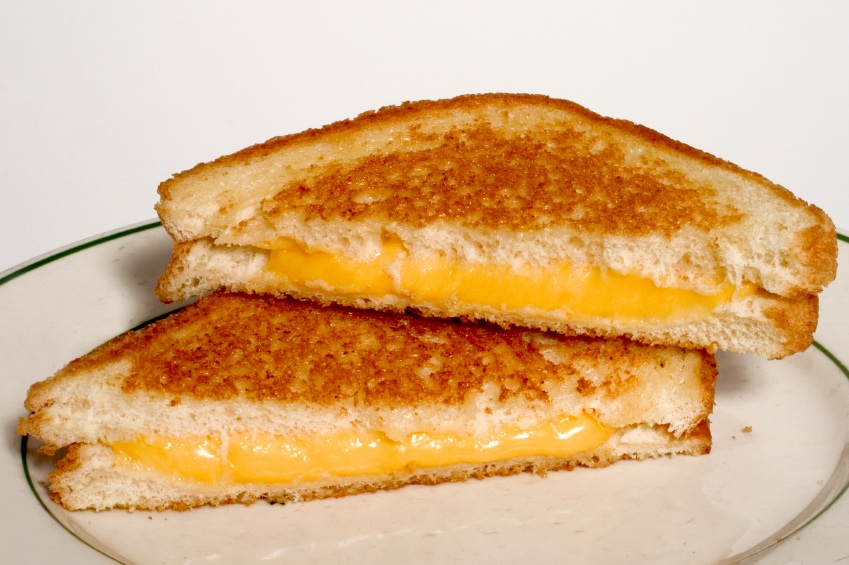 Grilled Cheese clipart #8